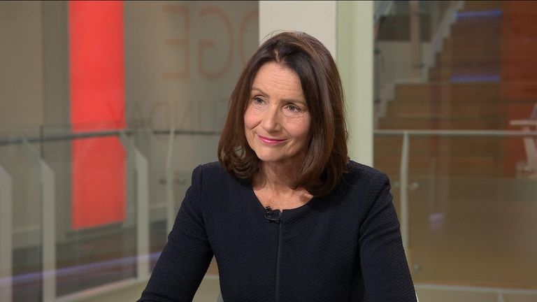 Joining me now is a woman who is seen by many as the voice of business - CBI Director-General - Carolyn Fairbairn