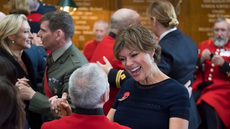 **STRICTLY EMBARGOED UNTIL 00:01 SATURDAY 10 NOV 2018**