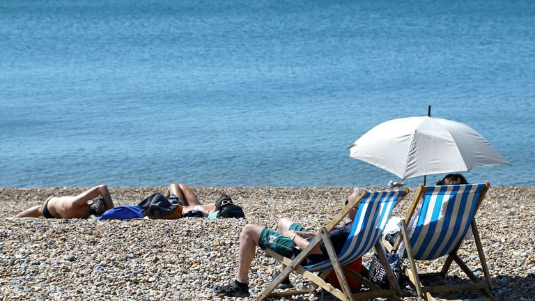 east sussex weather this weekend