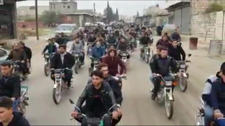syria bikes