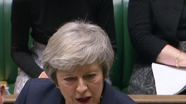 Theresa May adamant that Brexit will be delivered