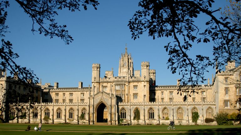 Trinity Hall, Cambridge University