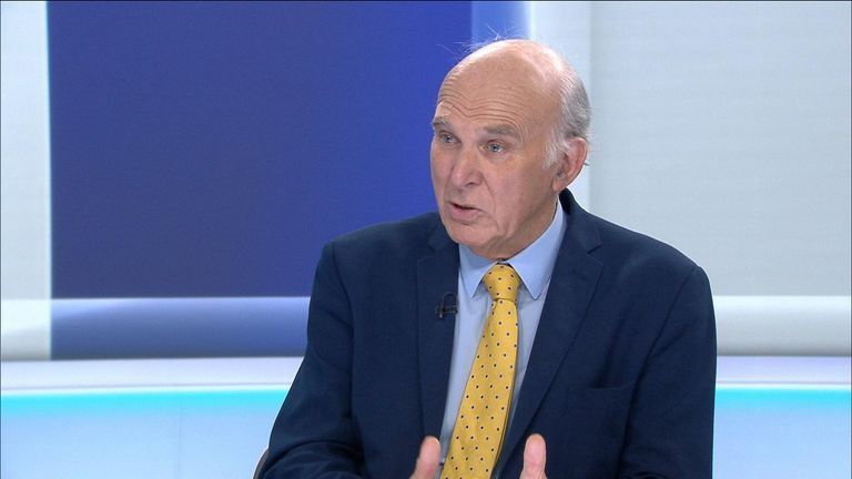 Liberal Democrat Leader Sir Vince Cable criticises Jeremy Corbyn and also believes a 'no Brexit' is now becoming a reality.