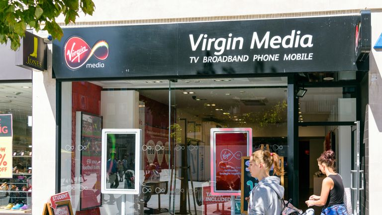 Virgin Media has vowed to appeal against the fine arguing it is 'not justified, proportionate or reasonable'