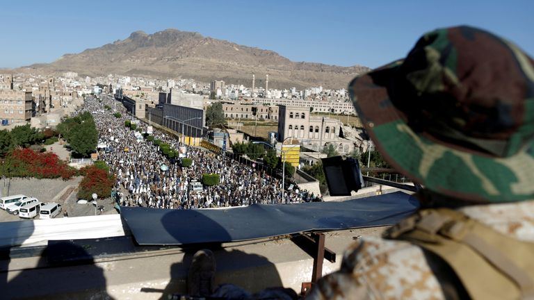 UK and US must stop weapons supply to Yemen - Amnesty