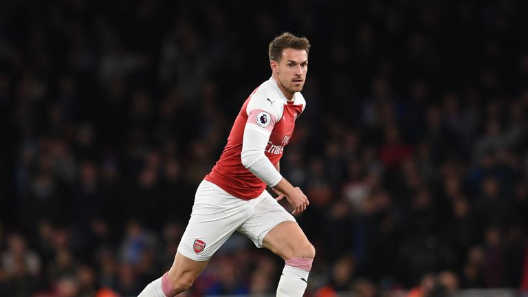 Aaron Ramsey would suit West Ham move from Arsenal, says former defender Lauren | Football News |