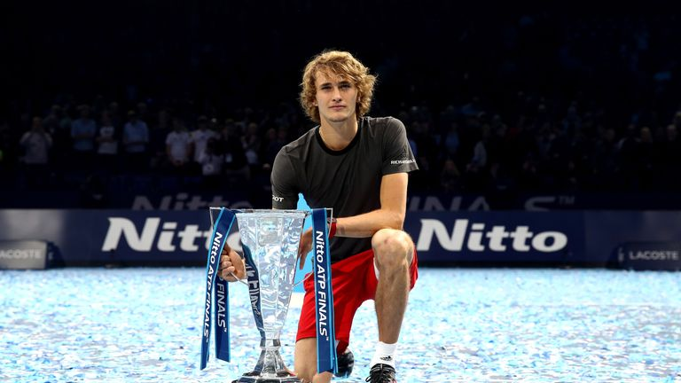 Alexander Zverev's ATP Finals victory was one of the best in a big final, says Greg Rusedski | Tennis News |