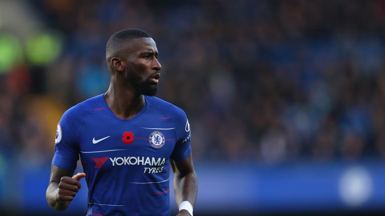 Antonio Rudiger urges Chelsea to respond to Tottenham setback | Football News |