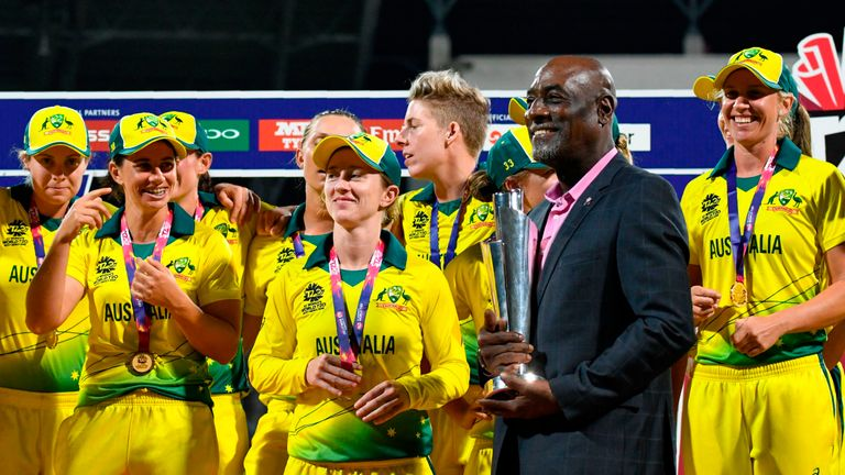 Gardner stars as Australia crush England in World T20 final