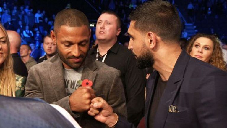 Amir Khan and Kell Brook owe us a huge domestic clash, says promoter Eddie Hearn | Boxing News |