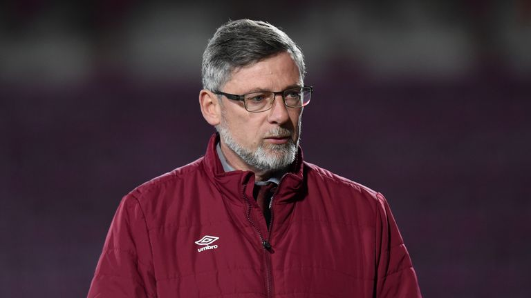 Hearts manager Craig Levein furious at referee Bobby Madden after loss to Rangers | Football News |