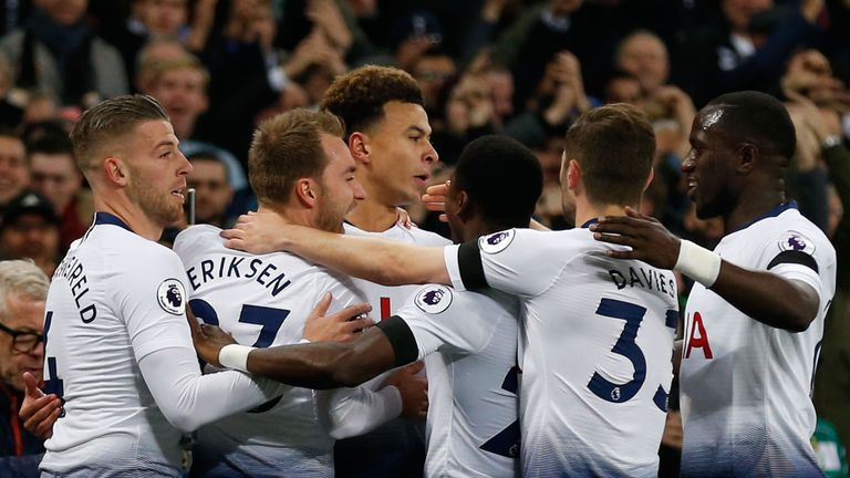 Ledley King says Tottenham are happy for Man City and Liverpool to ... 71835b899