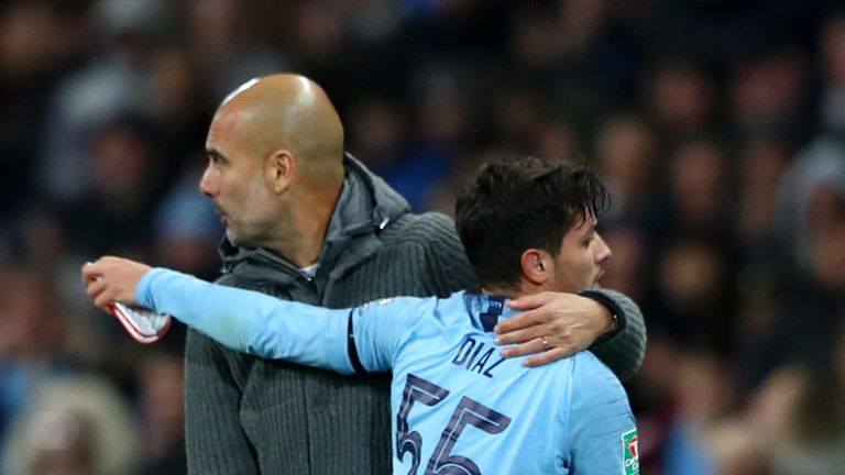Brahim Diaz controls his Man City future, says Pep Guardiola | Football News |