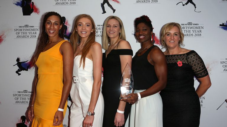 England Netball have been rewarded with a huge sponsorship deal to go with on-court success,  says Tracey Neville