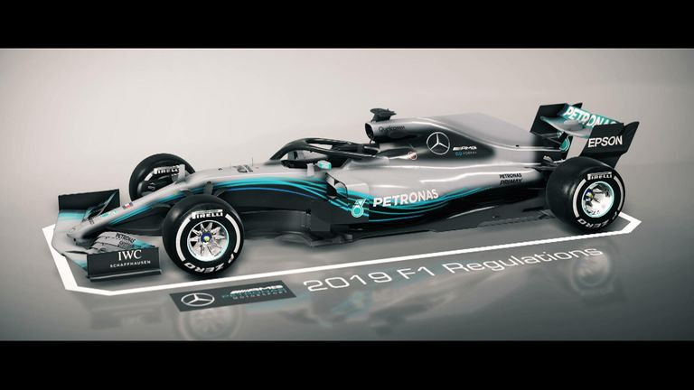 f1 2019: introducing the new formula 1 cars | f1 news