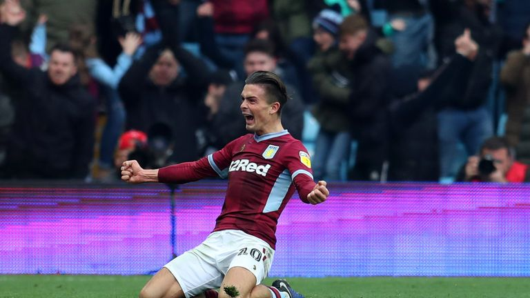 Jack Grealish targeting automatic promotion with Aston Villa | Football News |