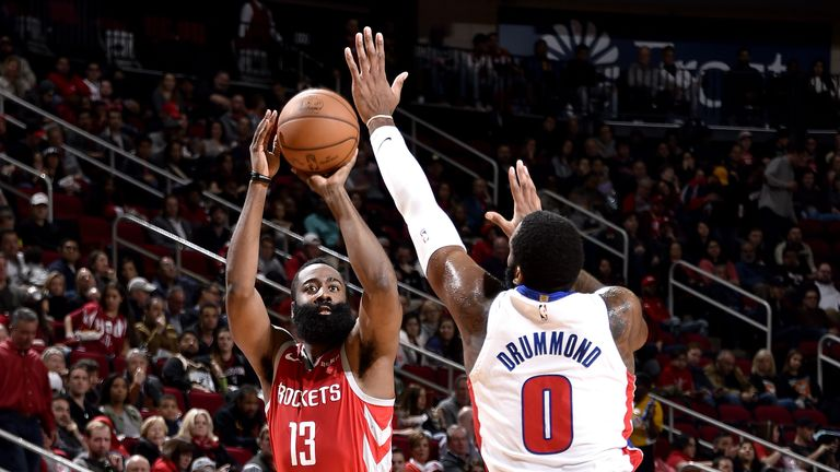 db309695b849 James Harden  How Houston Rockets superstar went from sixth man to ...