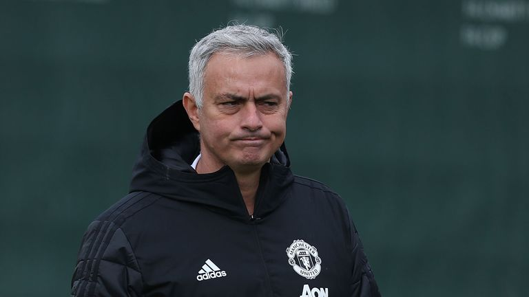 Jose Mourinho says Manchester United should never be seventh in Premier League | Football News |