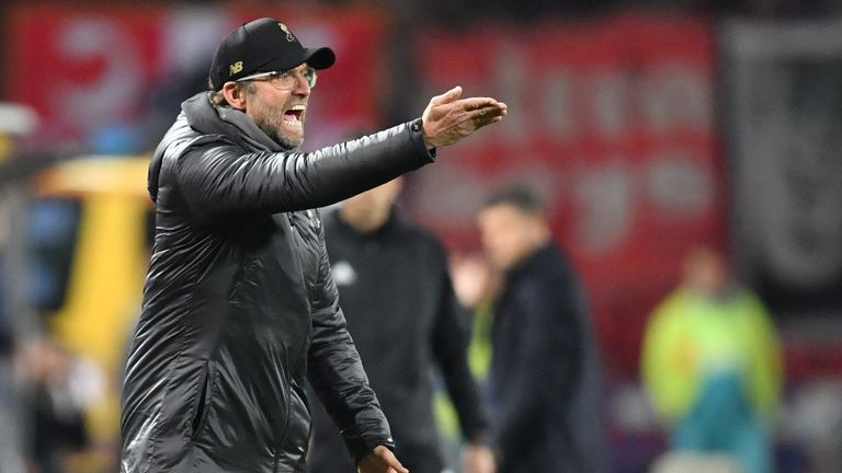 Klopp: Sorry for not winning like City