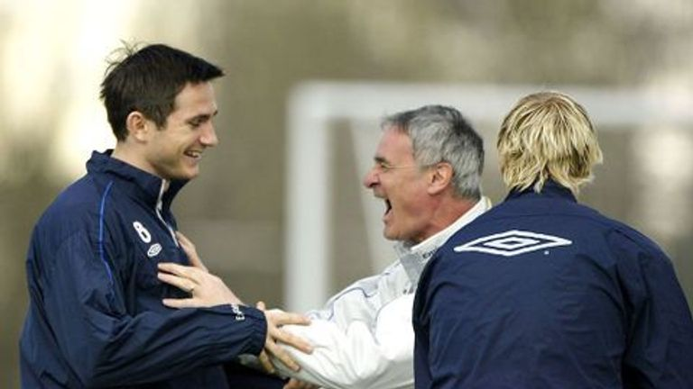 Frank Lampard says Claudio Ranieri changed his career when he joined Chelsea | Football News |