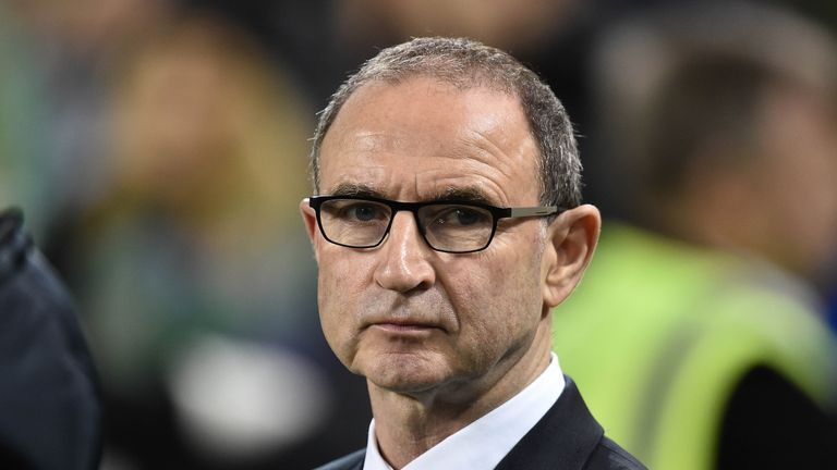 Martin O'Neill undecided on Michael Obafemi involvement against Denmark in Nations League   Football News  
