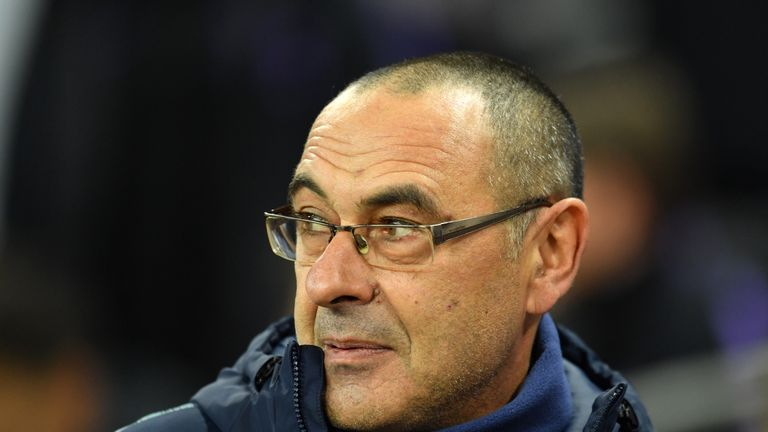 Claudio Ranieri praises Maurizio Sarri as 'top coach' | Football News |