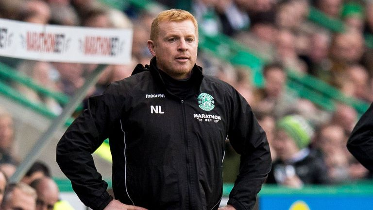 Neil Lennon and assistant Garry Parker leave Hibernian by mutual consent