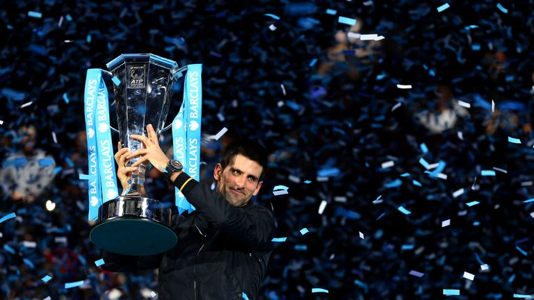 Novak's arc to come a full swing in London