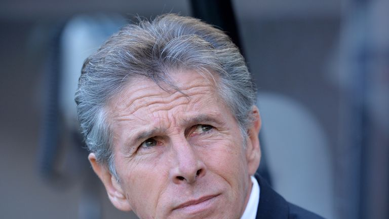 Puel says result 'not important' as Leicester return to EPL