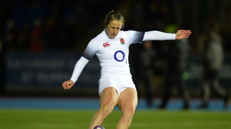 Katy Daley-Mclean says it feels like she's been waiting a long time to earn her 100th cap for England women when they face the USA in the Quilter Internationals on Friday.