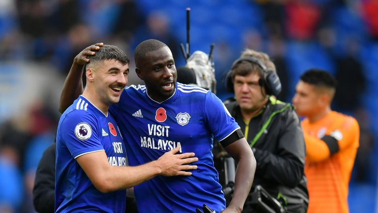 Cardiff 2-1 Brighton  Sol Bamba hands hosts valuable three points ... 9a930a2f92a72