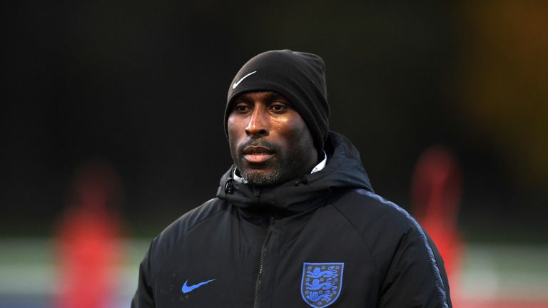 Checkatrade Trophy: Sol Campbell beaten on Macclesfield bow | Football News |