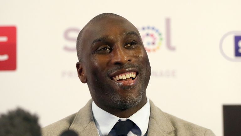 Sol Campbell feels he has all the credentials to thrive as Macclesfield boss | Football News |