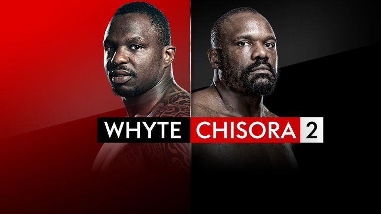 Whyte vs Chisora 2: All the pricing, timing and booking methods for December 22 rematch | Boxing News |