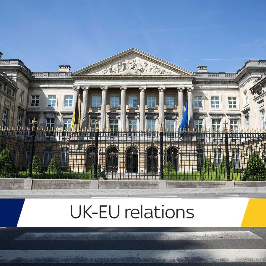UK-EU relations