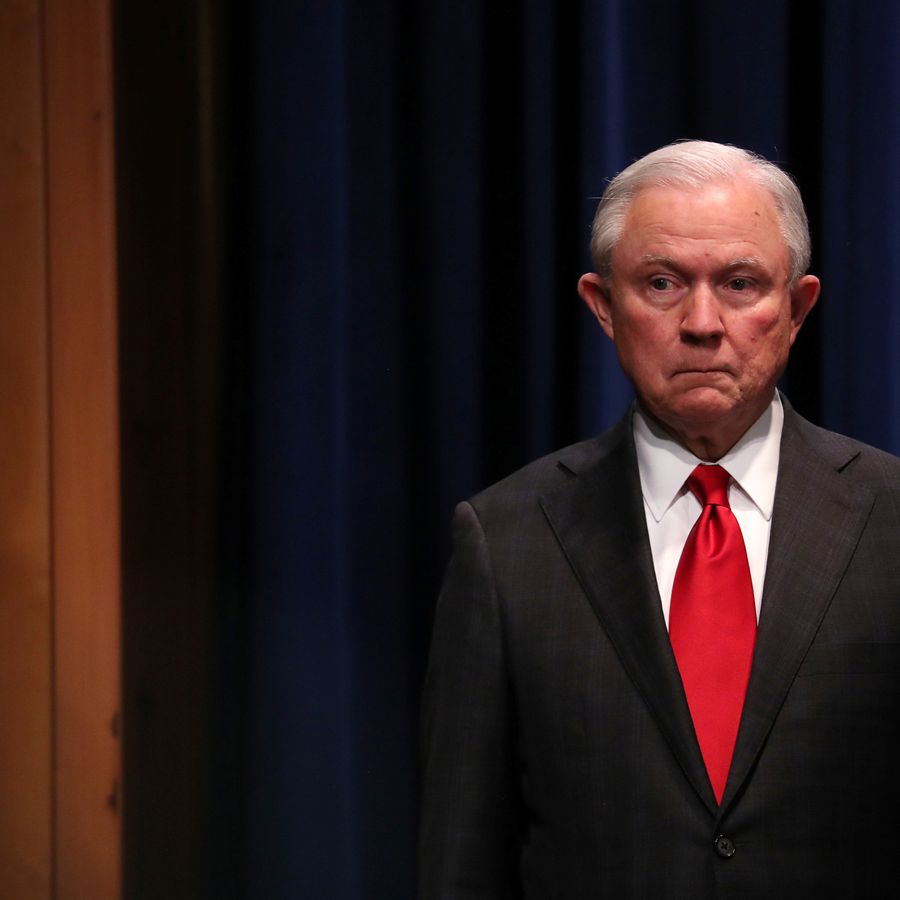 Jeff Sessions is the latest White House official to leave since Donald Trump took office