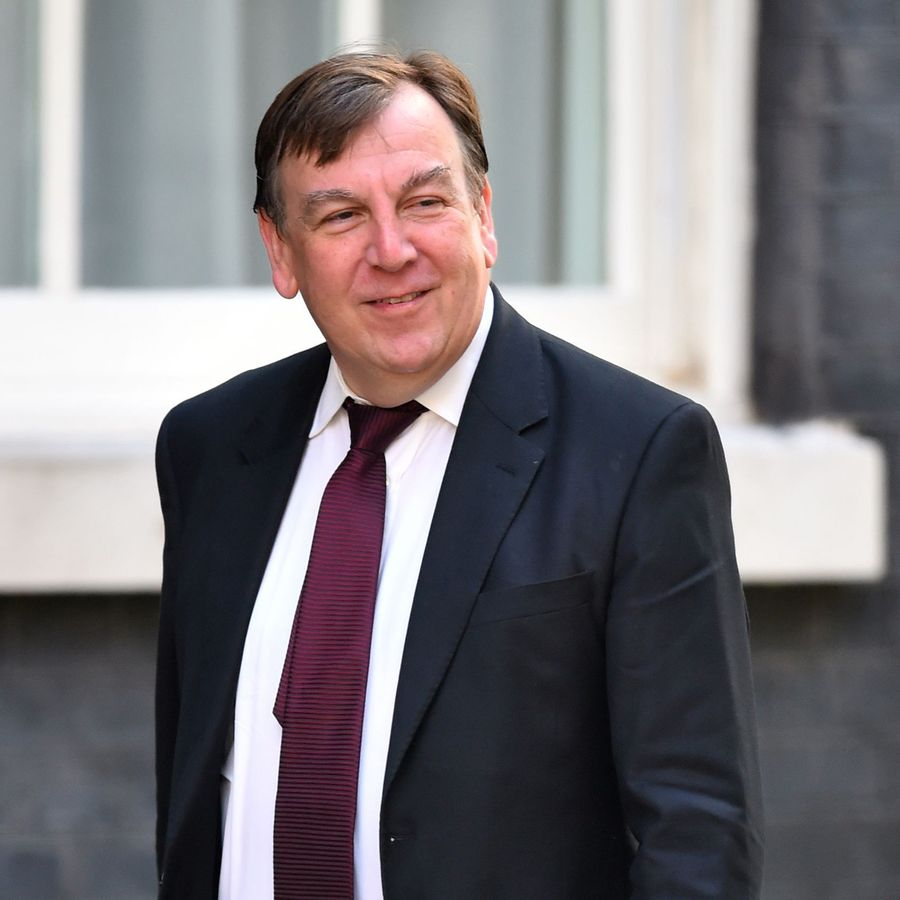 Culture Secretary John Whittingdale arrives in Downing Street, London, for the final Cabinet meeting with David Cameron as Prime Minister.