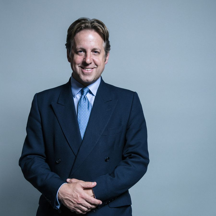 Marcus Fysh MP Pic: UK Parliament