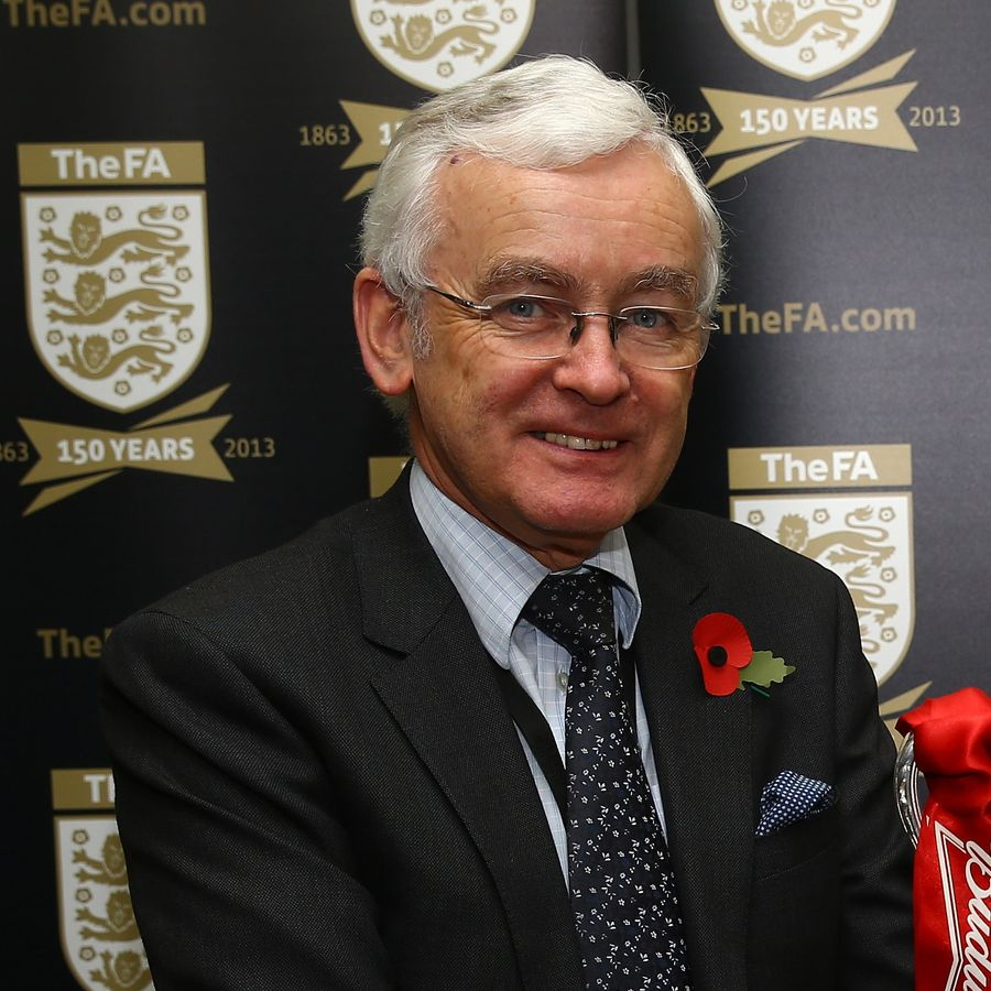 Mandatory Credit: Photo by The FA/REX/Shutterstock (8985073ba).Martin Vickers Mp Poses with the Fa Cup During A Parliamentary Reception Commemorating the Fa's 150th Anniversary at the House of Commons On November 4 2013 in London England.150th Parliamentary Reception - 04 Nov 2013