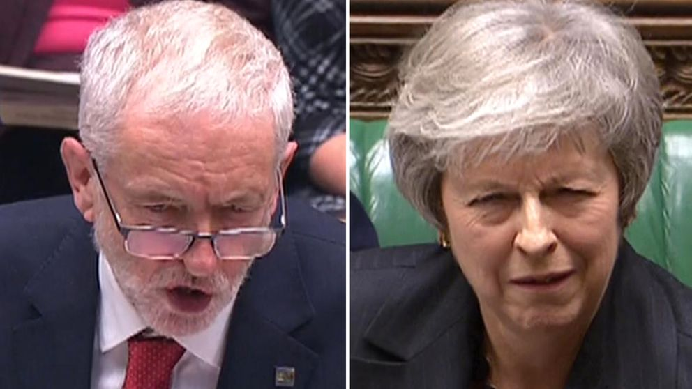 Corbyn demands immediate vote on Brexit deal