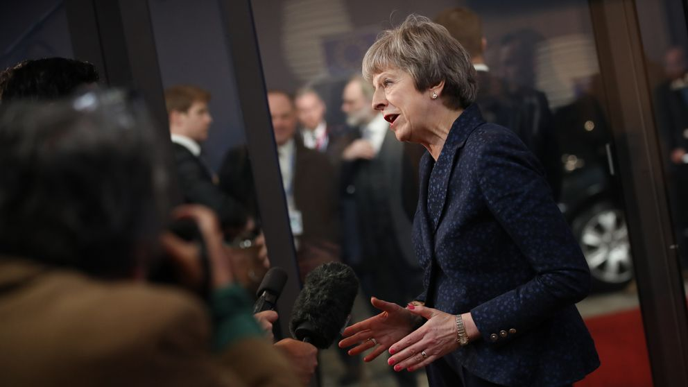 PM wanted help selling her deal - instead Spain and France expose brutal reality of Brexit for UK