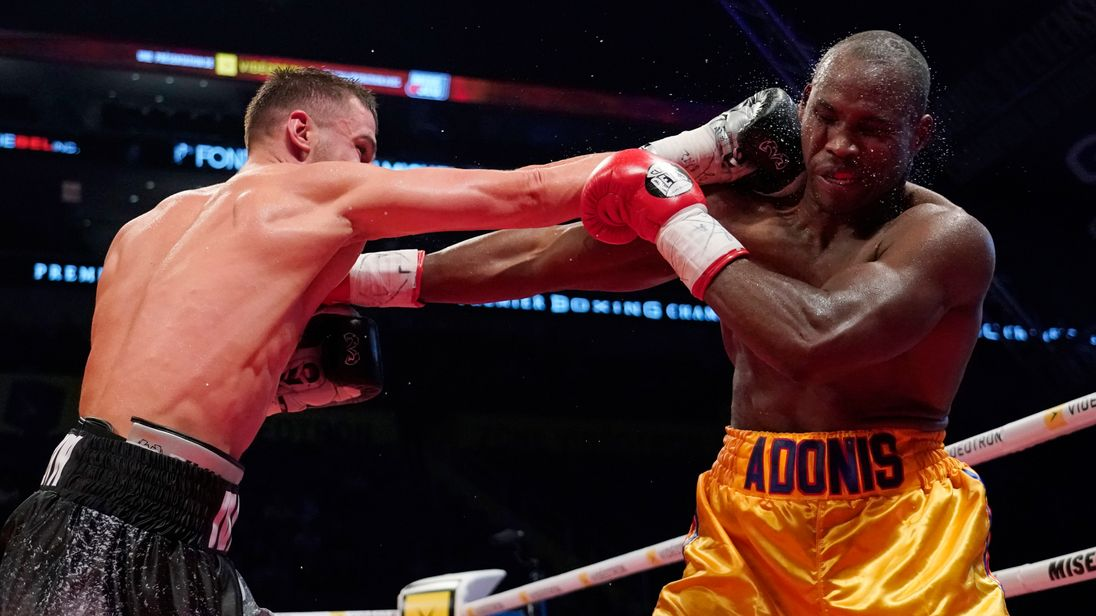 Adonis Stevenson in critical condition in hospital after 11th-round knockout