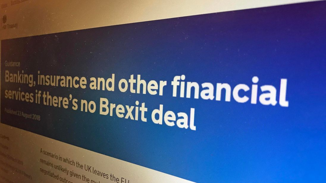 European Union publishes no-deal Brexit plans