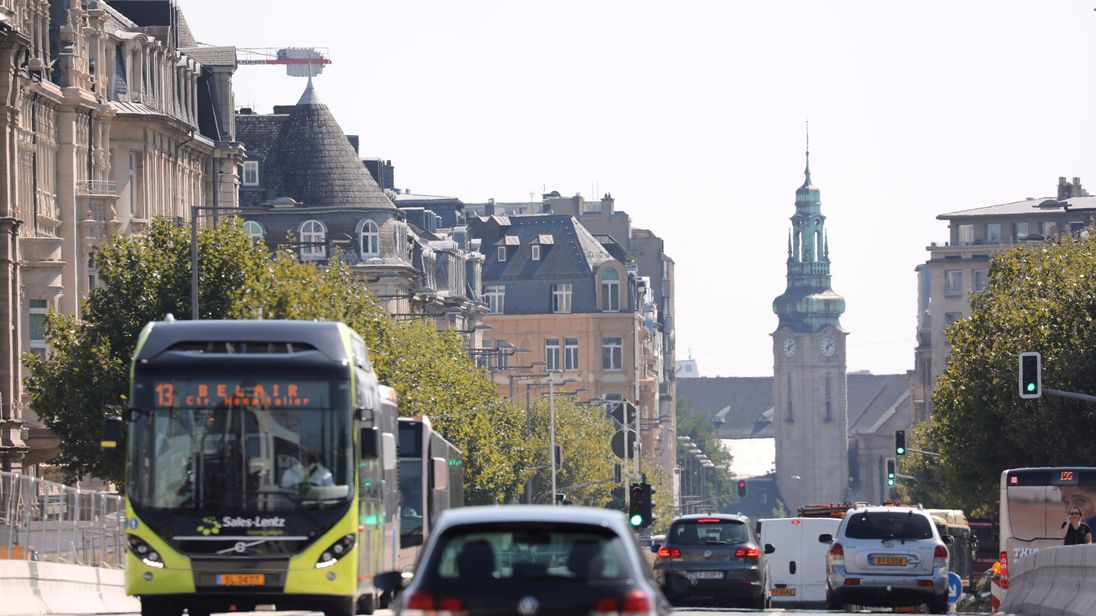 Free public transport being planned in Luxembourg