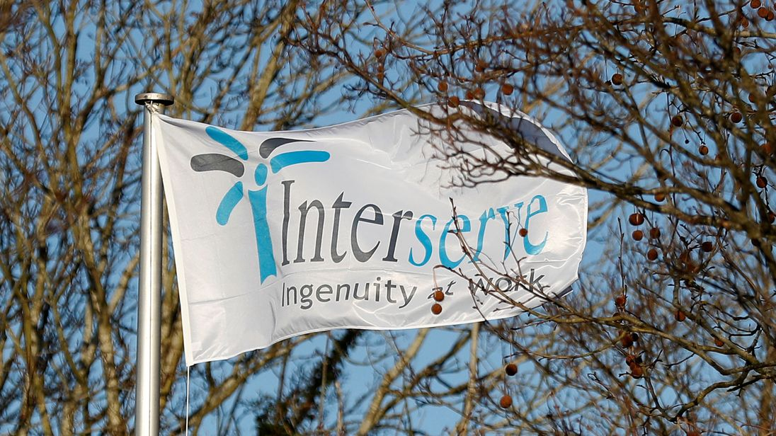 interserve conditionally agrees terms with lenders to