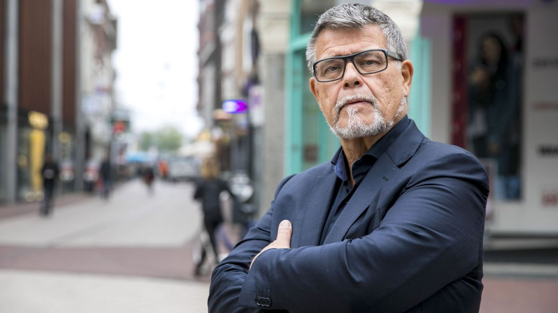 Emile Ratelband wanted to change his age from 69 to 49