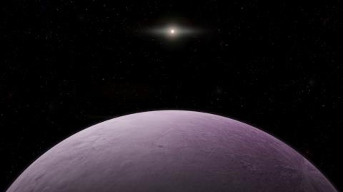 Astronomers spot farthest known object in our solar system