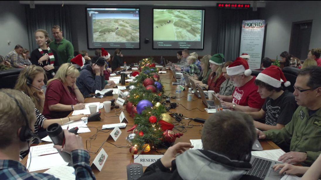 Where is Santa now? Follow NORAD's Santa Tracker 2018