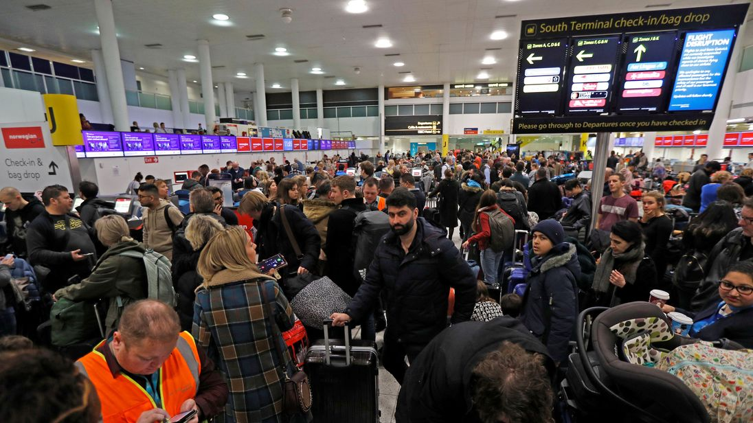 EasyJet takes £15m hit from Gatwick drone chaos