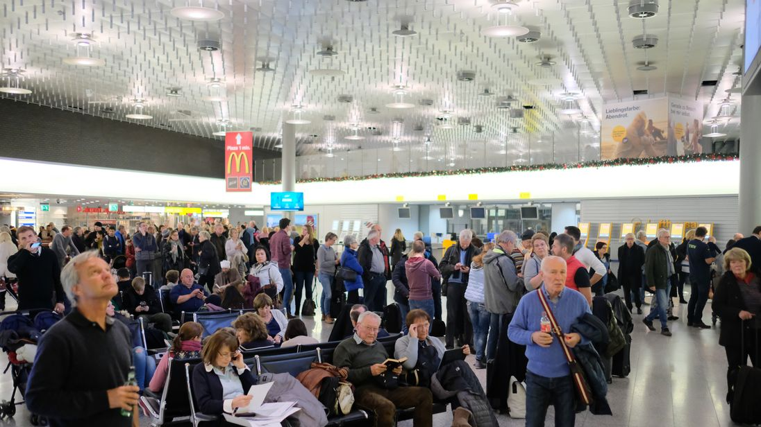 Hannover Airport halts flight operations following security incident | International Flight Network